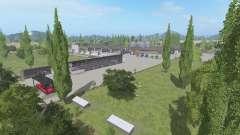 Plains and Simple v2.0 для Farming Simulator 2017