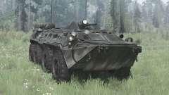 БТР-80 (ГАЗ-5903) для MudRunner