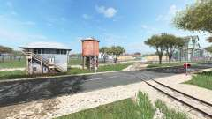 Southern Cross Station для Farming Simulator 2017