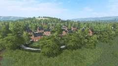 Melbury Estate для Farming Simulator 2017
