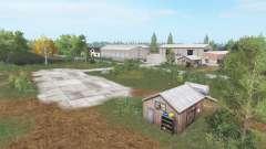 Neu Bartelshagen v1.3.4 для Farming Simulator 2017