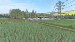 Jurajska для Farming Simulator 2017