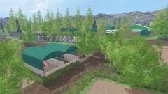 Newbie Farm multifruit для Farming Simulator 2015