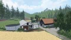 Bergmoor v1.0 для Farming Simulator 2015