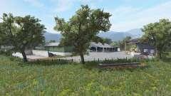 Un Air Du Berry для Farming Simulator 2017