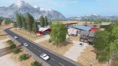 Колорадо для Farming Simulator 2017