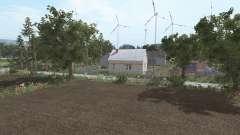 Pomorska Wies для Farming Simulator 2017