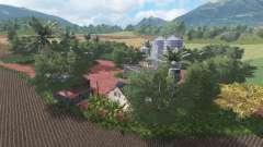 Fazenda Baixa Verde для Farming Simulator 2017