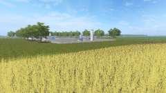 Саксония v3.1 для Farming Simulator 2017