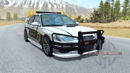 Hirochi Sunburst Police High-Speed Unit v1.0.1 для BeamNG Drive