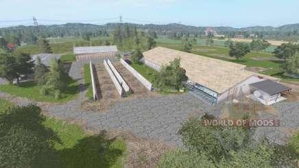 Gorzkowa v3.1 для Farming Simulator 2017
