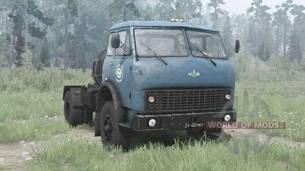 МАЗ 504В для MudRunner
