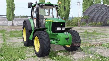 John Deere 6420 v5.0 для Farming Simulator 2017