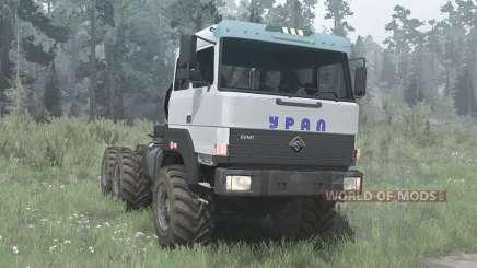Урал 44202-3511-80 v2.0 для MudRunner