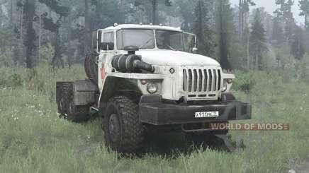 Урал 44202-41 для MudRunner