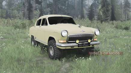 ГАЗ-21 Волга 4x4 для MudRunner