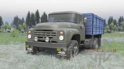 ЗиЛ-431410 для Spin Tires