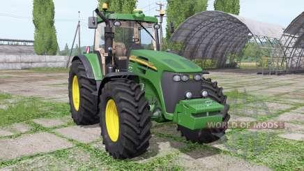 John Deere 7820 engine config для Farming Simulator 2017