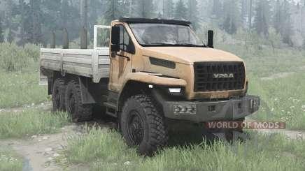 Урал Next (4320-6951-70) 2015 для MudRunner