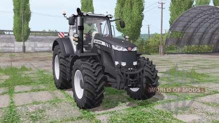 Massey Ferguson 8730 v1.0.1.6 для Farming Simulator 2017