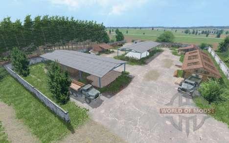 Боркі v2.1 для Farming Simulator 2015