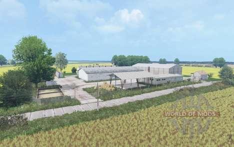 Rozbalit Bantikow для Farming Simulator 2015