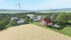 Campagne Xelmathienne v2.1 для Farming Simulator 2017