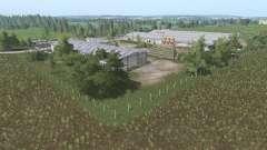 PGR Bruzda v1.1 для Farming Simulator 2017