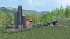 Bergmoor v1.1 для Farming Simulator 2015