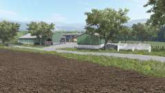 Un Air Du Berry v1.1 для Farming Simulator 2017