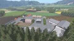 Franken v2.0 для Farming Simulator 2017