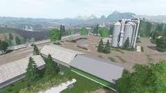 Iberians South Lands v0.9.0.3 для Farming Simulator 2017