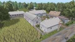 Stara Wies для Farming Simulator 2017