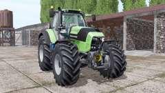 Deutz-Fahr Agrotron 7210 TTV IC functions v1.1.1 для Farming Simulator 2017