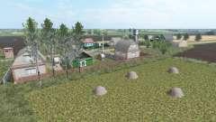 Литовская деревня v3.0 для Farming Simulator 2017