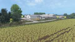 Bantikow realistic textures для Farming Simulator 2015