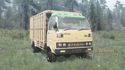 Mitsubishi Colt Diesel 125 PS для MudRunner