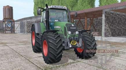 Fendt 818 Vario TMS v2.0 для Farming Simulator 2017