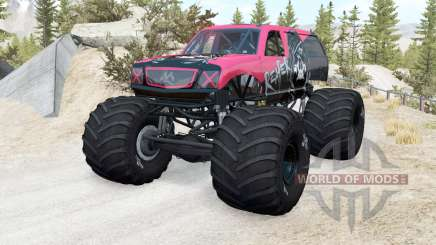 CRD Monster Truck v1.15 для BeamNG Drive