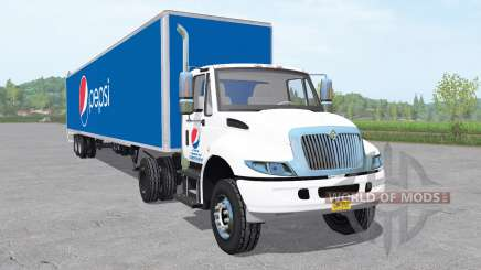 International DuraStar tractor Pepsi для Farming Simulator 2017