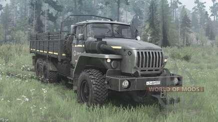 Урал 4320-60М для MudRunner