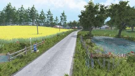 Bolusowo v6.0 для Farming Simulator 2015