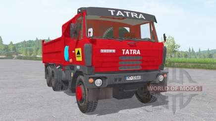 Tatra T815 S3 6x6 1982 для Farming Simulator 2017