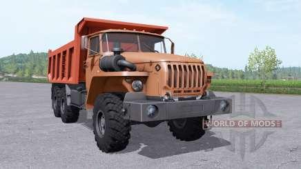 Урал 55571 v2.0 для Farming Simulator 2017