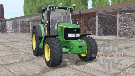 John Deere 6420 v5.0.0.1 для Farming Simulator 2017