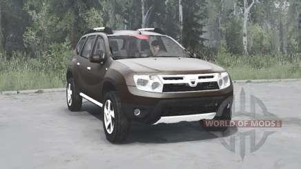 Dacia Duster 2010 для MudRunner