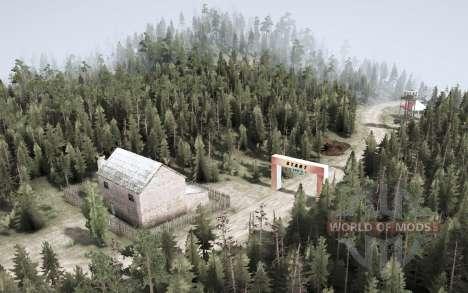Forest Grand Prix v2.0 для Spintires MudRunner