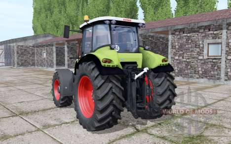 CLAAS Arion 620 opening doors для Farming Simulator 2017