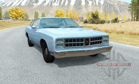 Bruckell Moonhawk 85hp для BeamNG Drive