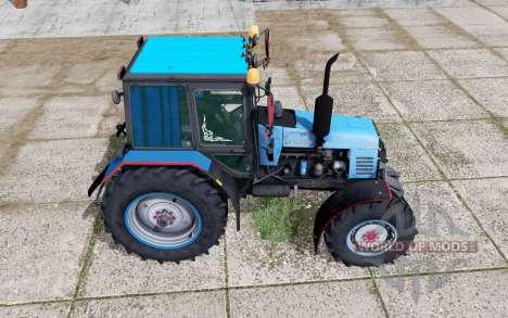 МТЗ 1221 Беларус интерактивное управление для Farming Simulator 2017